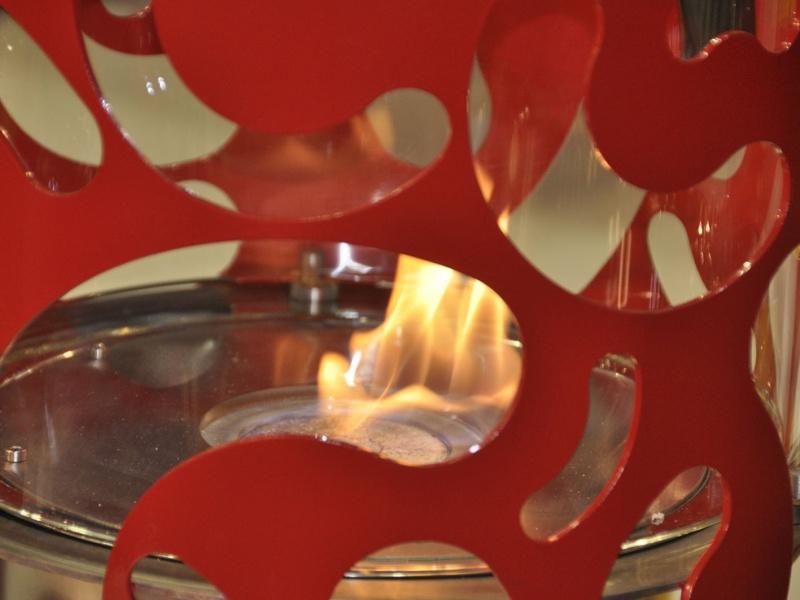 Cheminées contemporaines Sparte Saint Orens Toulouse poêle à granulés vapeur bioéthanol