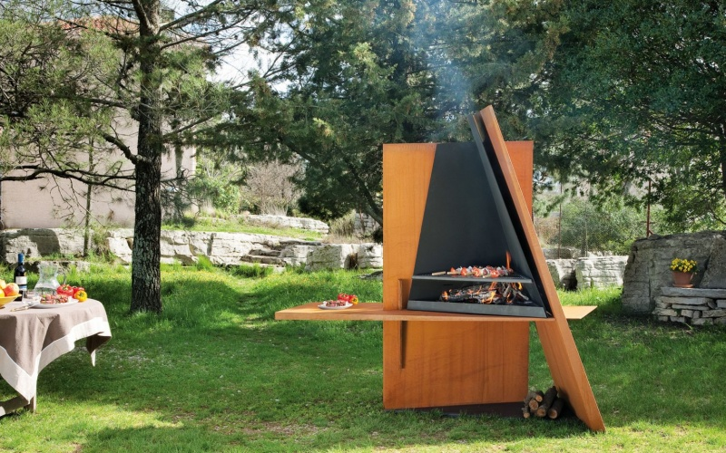 Mikado Focus Cheminées contemporaines Sparte Saint Orens Toulouse poêle à granulés