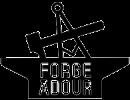 Logo Forge Adour Cheminées contemporaines Sparte Saint Orens Toulouse poêle à granulés